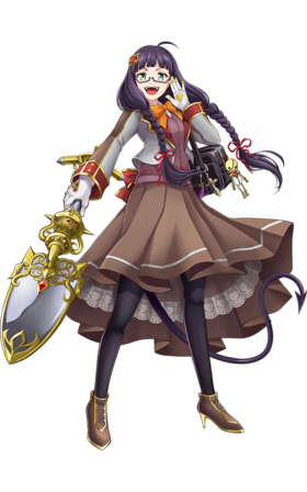 Mila Cosplay Costume from Colopl Rune Story