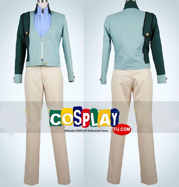 Minami Cosplay Costume from Code Geass