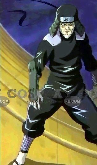 Naruto Sarutobi Hiruzen Costume (Third Hokage)