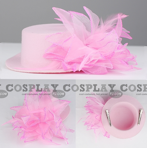 Mini Sombrero Cosplay (Pink 02)