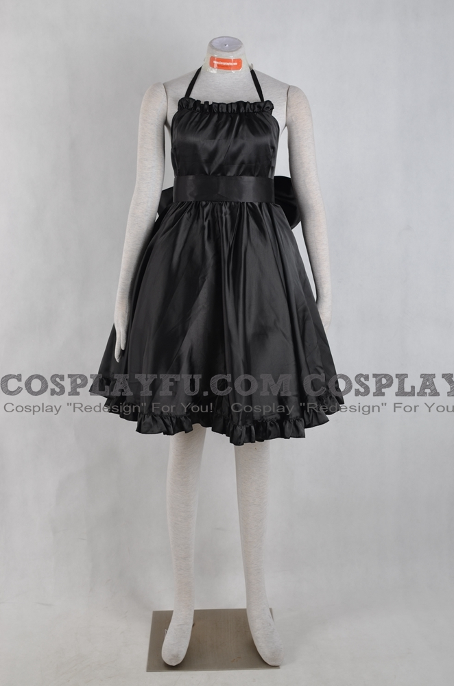 Mio Cosplay Costume (02) from K ON