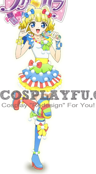 Mirelle Cosplay Costume from Puri Para