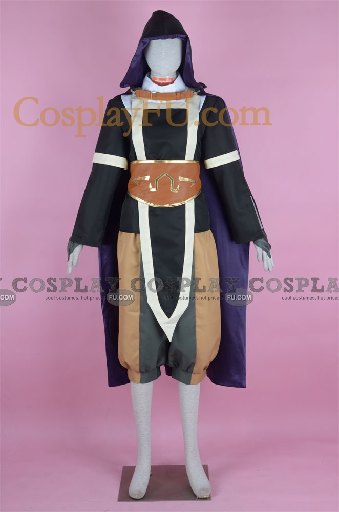 Miriel Cosplay Costume from Fire Emblem Awakening