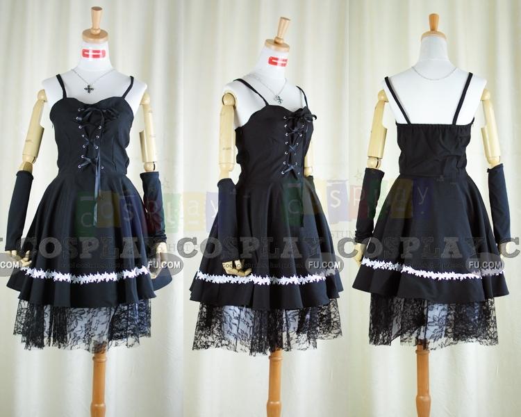 Death Note Misa Amane Costume (Lolita gothique)