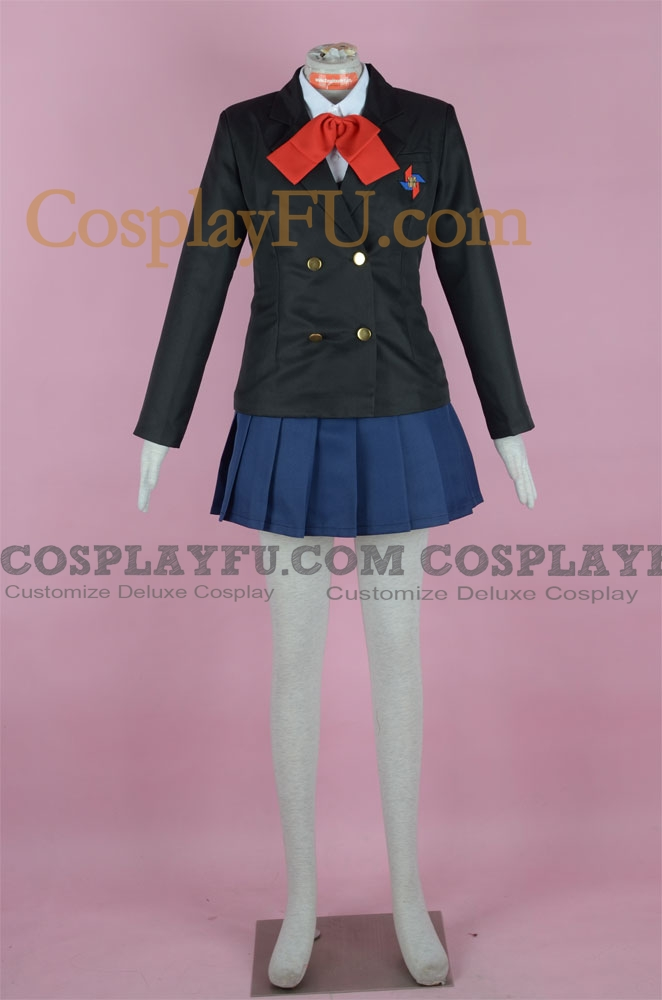 Misaki Cosplay Costume from Another