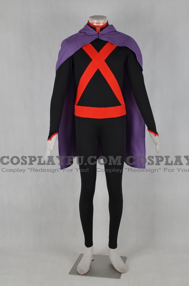 Custom made Size Young Justice Miss Martian Cosplay Costume