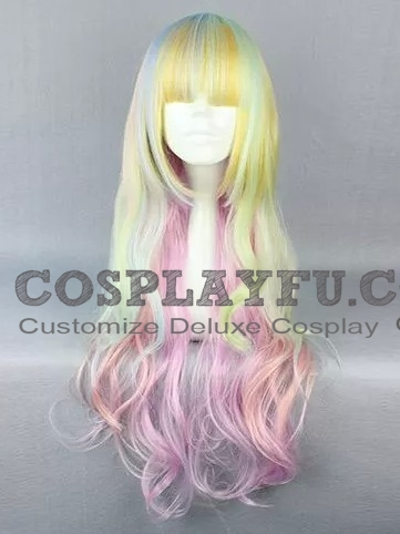 Casty Riernoit wig from Ar nosurge
