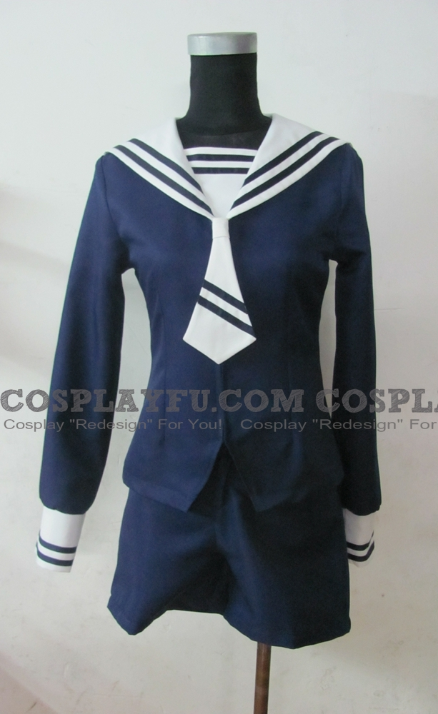 Momiji Cosplay Costume from Fruits Basket