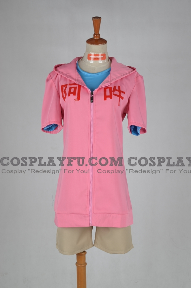 Momo Cosplay Costume from Kagerou Project