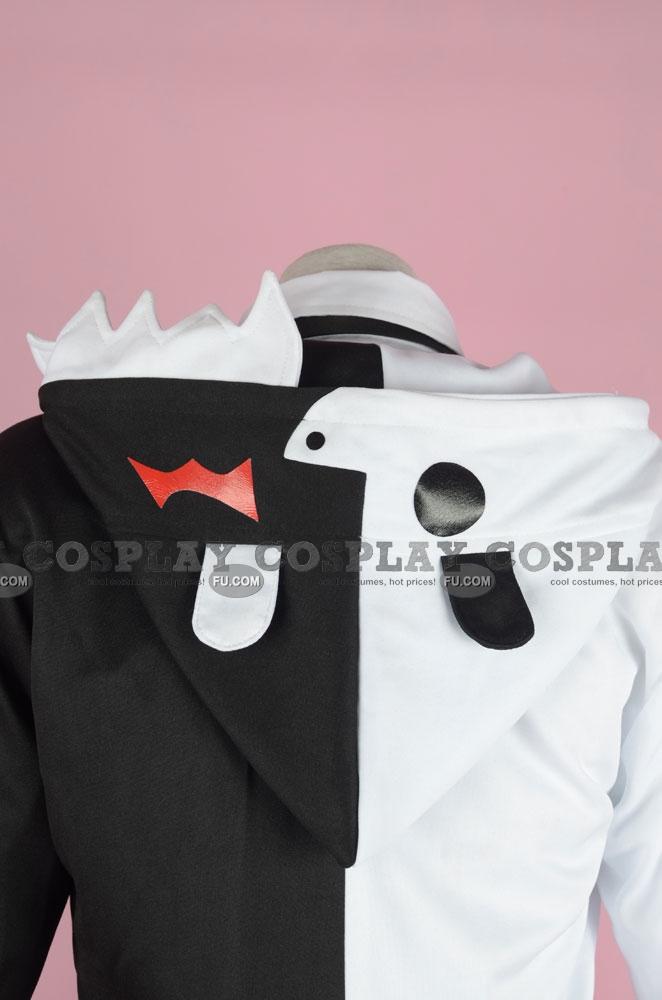 Custom Monokuma Cosplay Costume (4th) from Danganronpa ...
