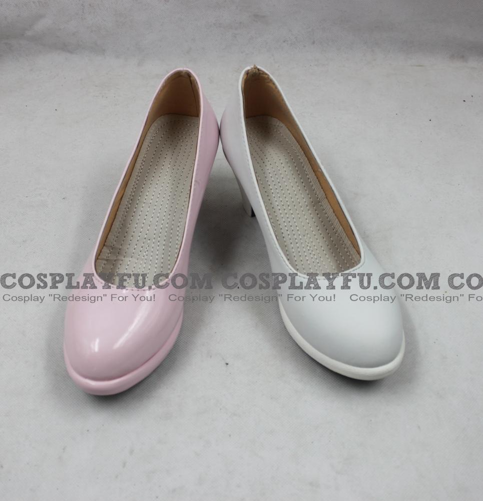 Monomi Shoes from Danganronpa