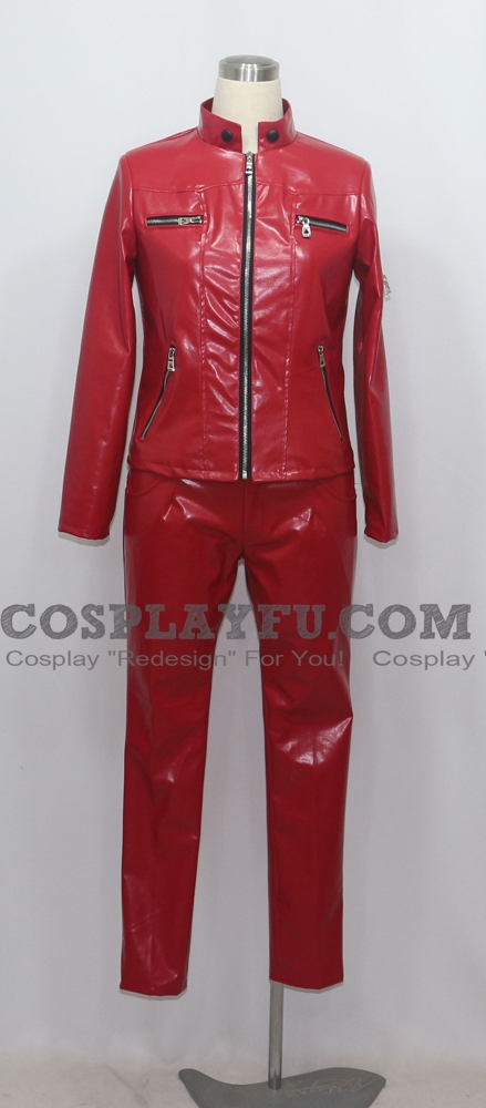 Motoko Cosplay Costume from Ghost in the Shell: Arise