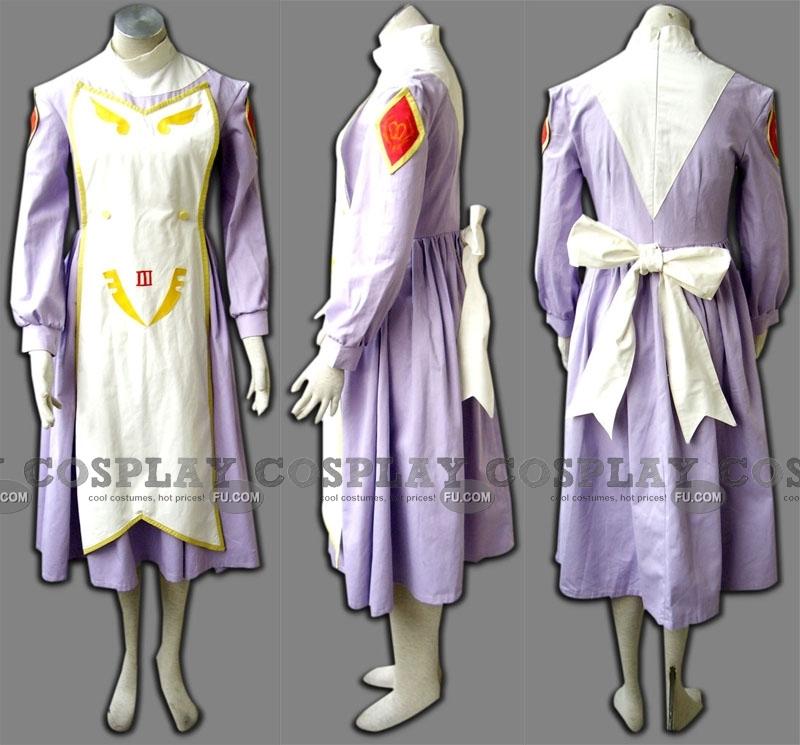 Shizuru Cosplay Costume (101-017) from My Otome
