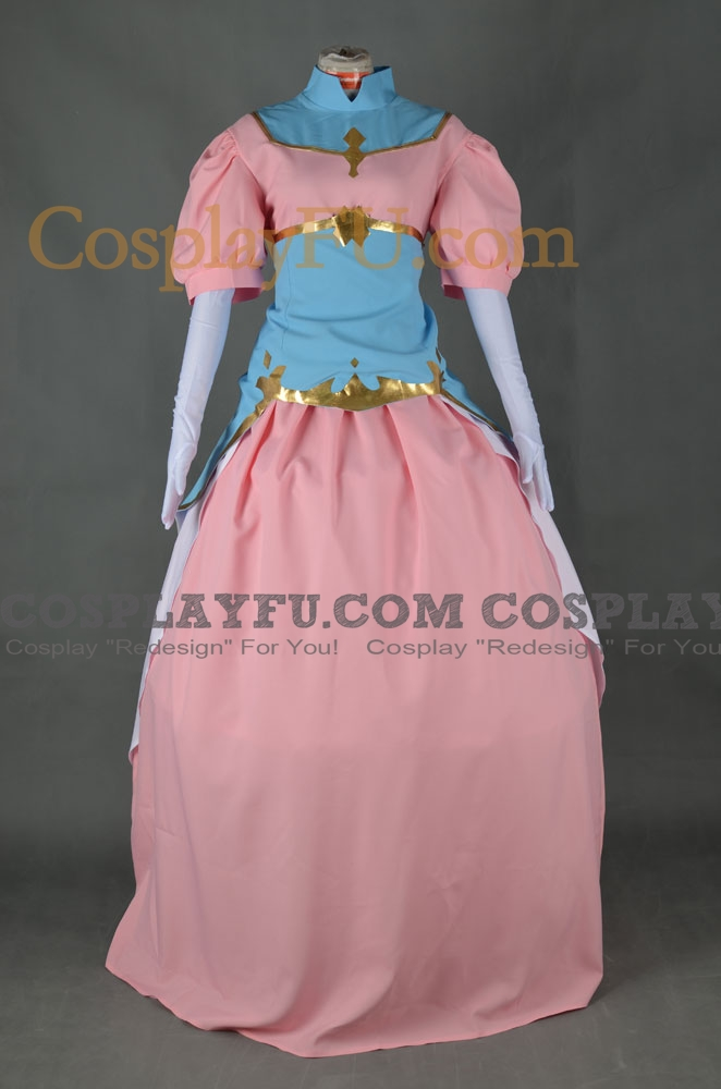 Murid Cosplay Costume (Dream Princess) from Sailor Moon