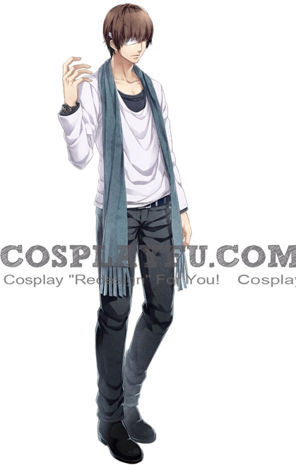 Muroboshi Cosplay Costume (2nd) from NORN9