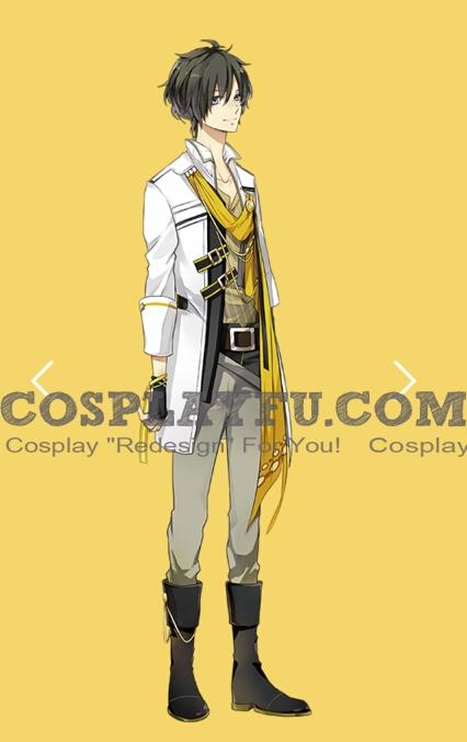 Nagatsuki Cosplay Costume (Show) from Tsukiuta
