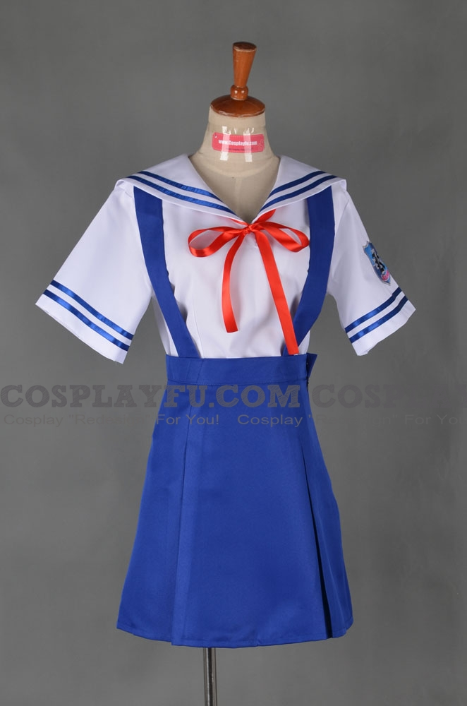 Clannad Nagisa Furukawa Costume (Estate Uniform)