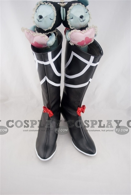Nagisa Shoes (C463) from Phantasy Star Portable 2 Infinity