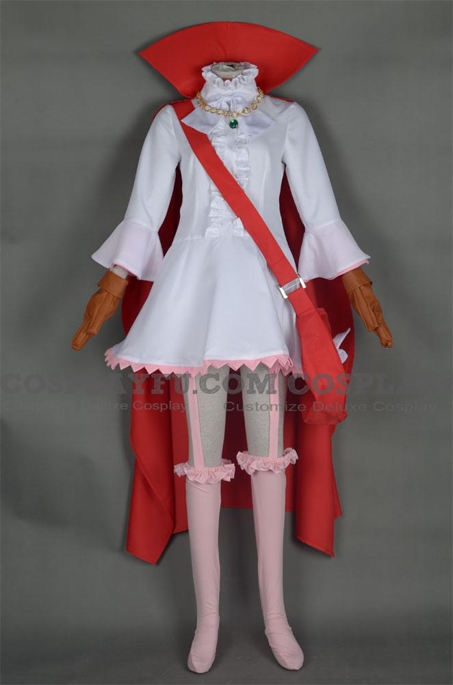 Nah Cosplay Costume from Fire Emblem Awakening