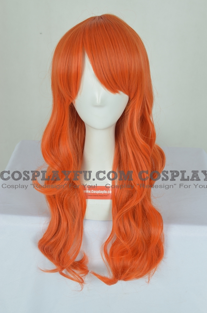 Nami Wig (Time Skip) from One Piece
