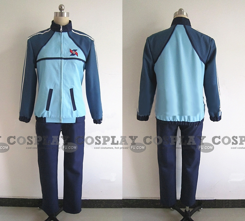 Naoya Cosplay Costume from Another
