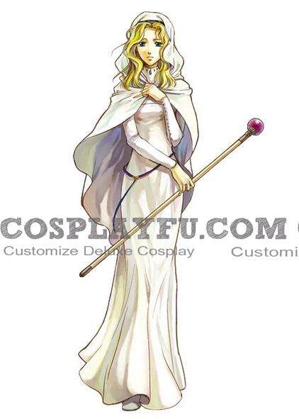 Natasha Cosplay Costume from Fire Emblem: The Sacred Stones