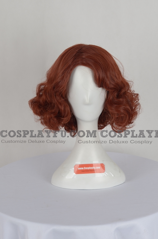 Black Widow Wig from The Avengers