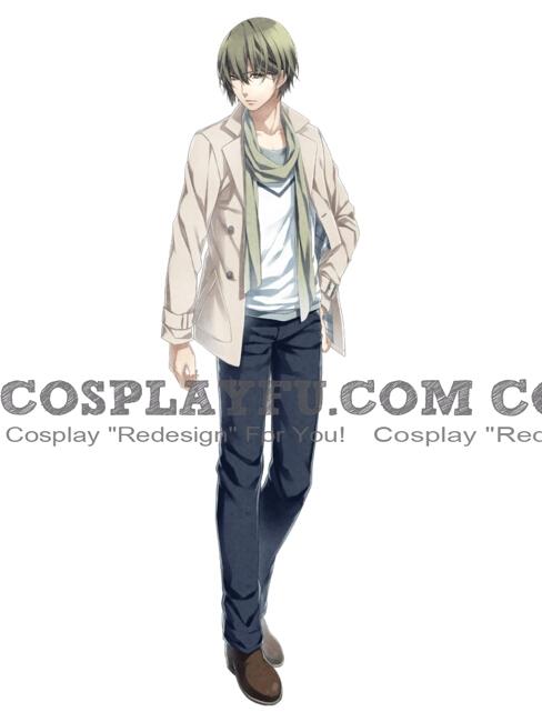 Natsuhiko Cosplay Costume (2nd) from NORN9