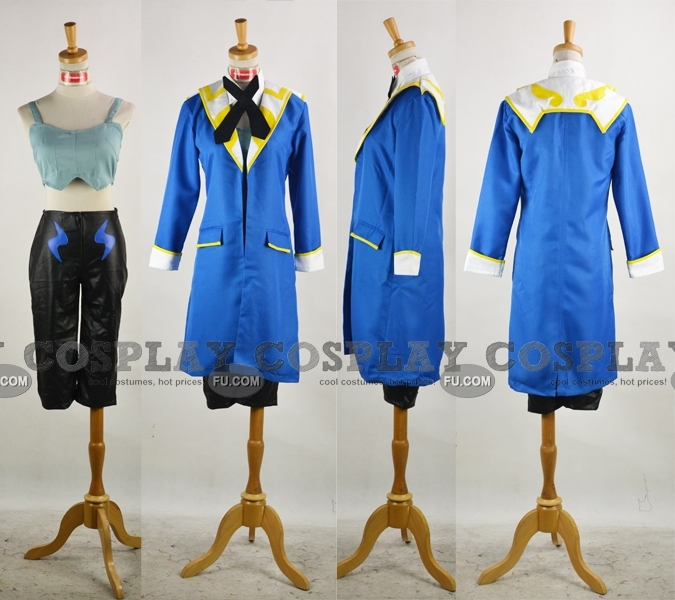 Kruger Cosplay Costume (O61-C03) from My Otome