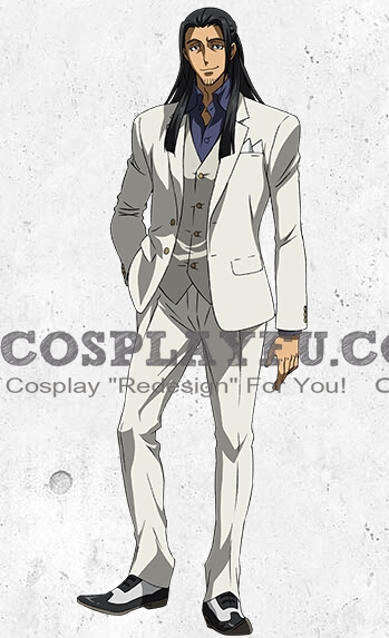 Naze Cosplay Costume from Mobile Suit Gundam Iron Blooded Orphans