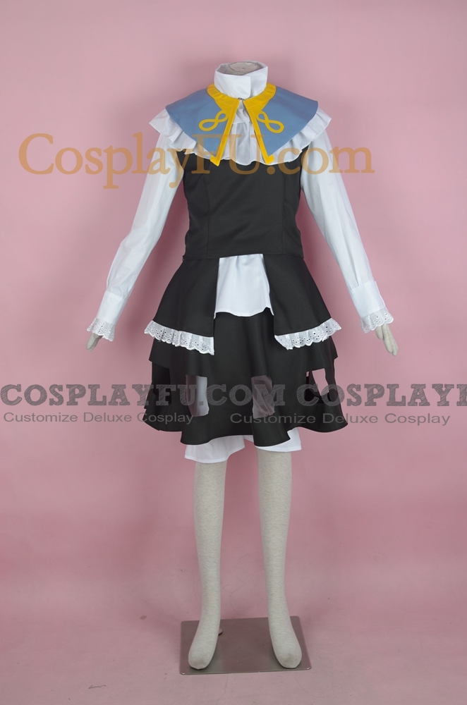 Nazrin Cosplay Costume from Touhou Project