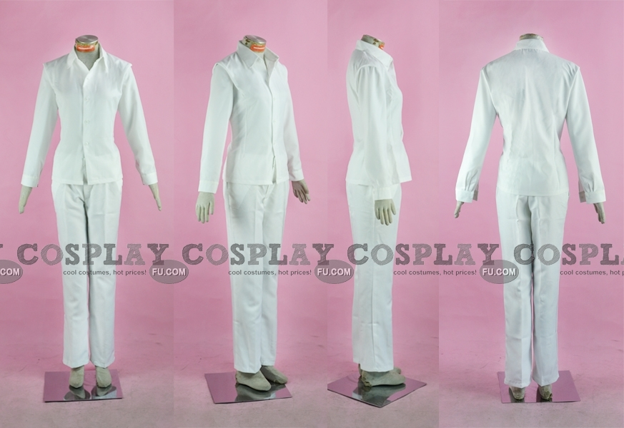 Near Cosplay Costume from Death Note