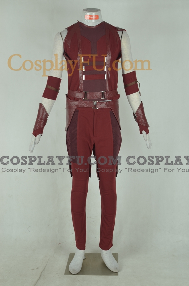 Nebula Cosplay Costume from Guardians of the Galaxy