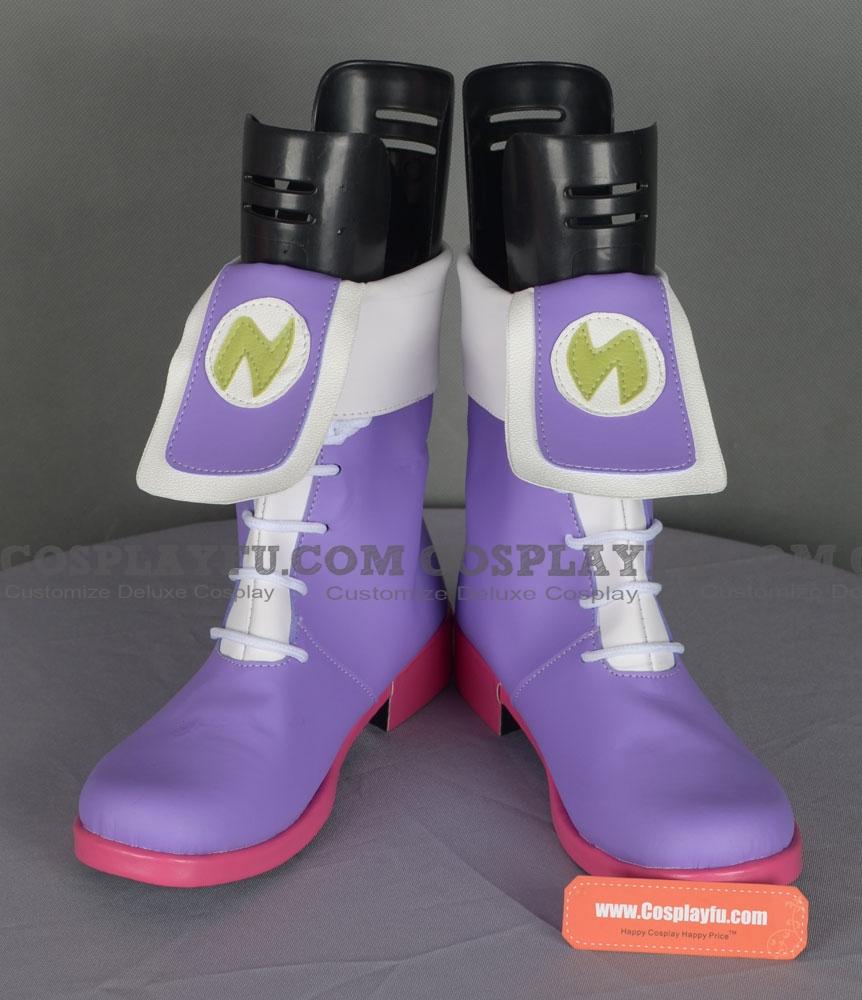 Neptune Shoes from Hyperdimension Neptunia