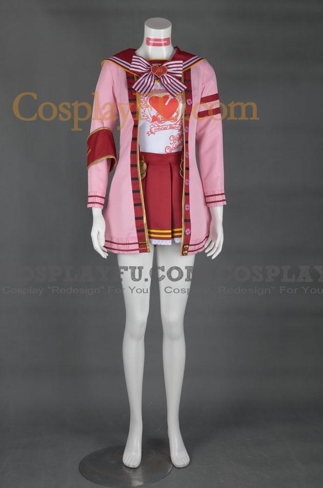 Love Live Niko Yazawa Costume (SR Valentine Chocolate)