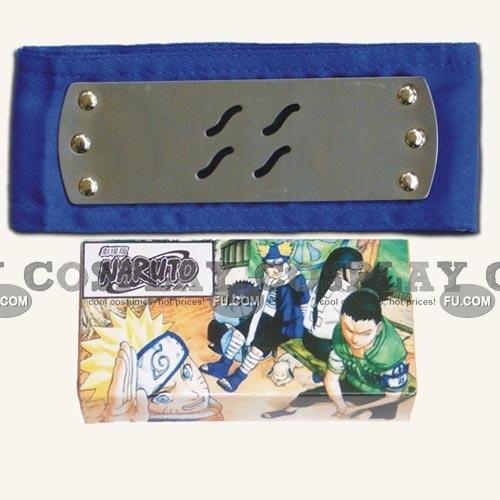 Headband из Косплей (синий,Mist Village)