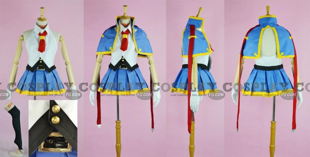 BlazBlue: Calamity Trigger Noel Vermillion Kostüme