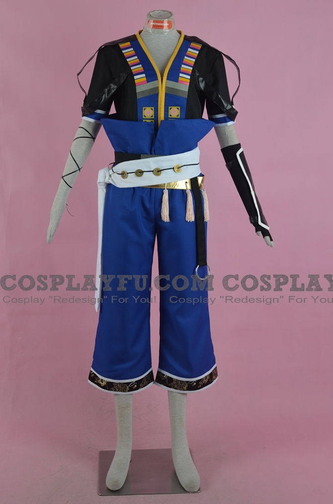 Final Fantasy XIII Noel Kreiss Costume