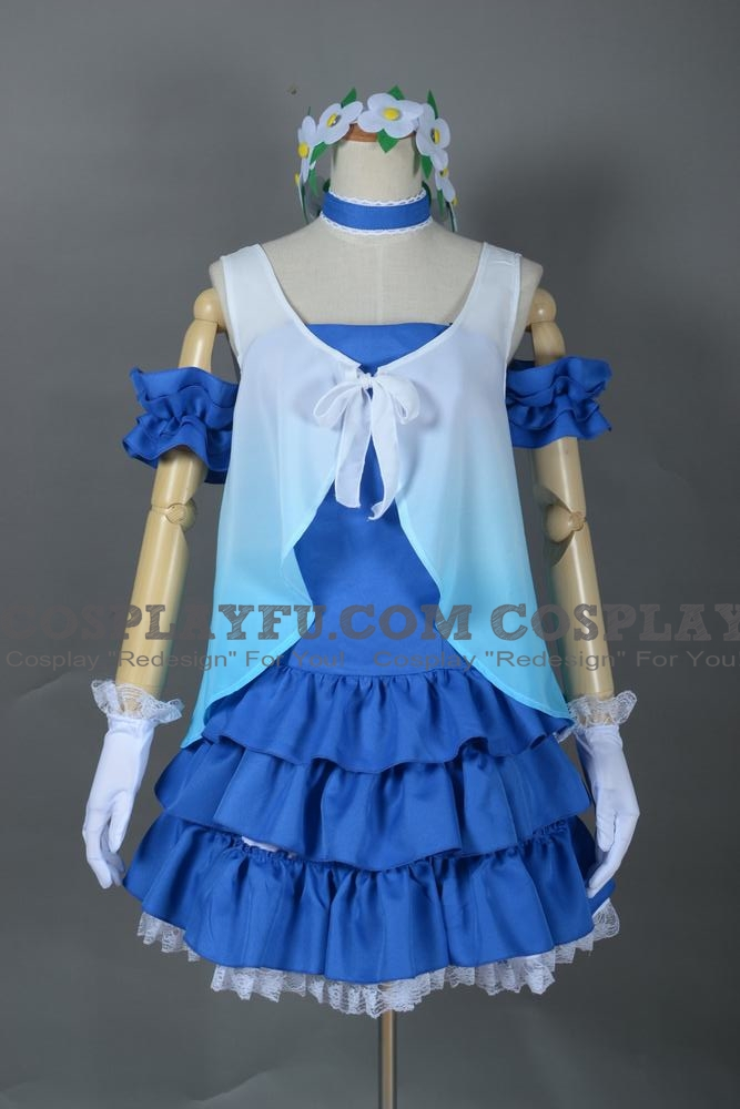 Umi Cosplay Costume (Second Quarter) from Love Live