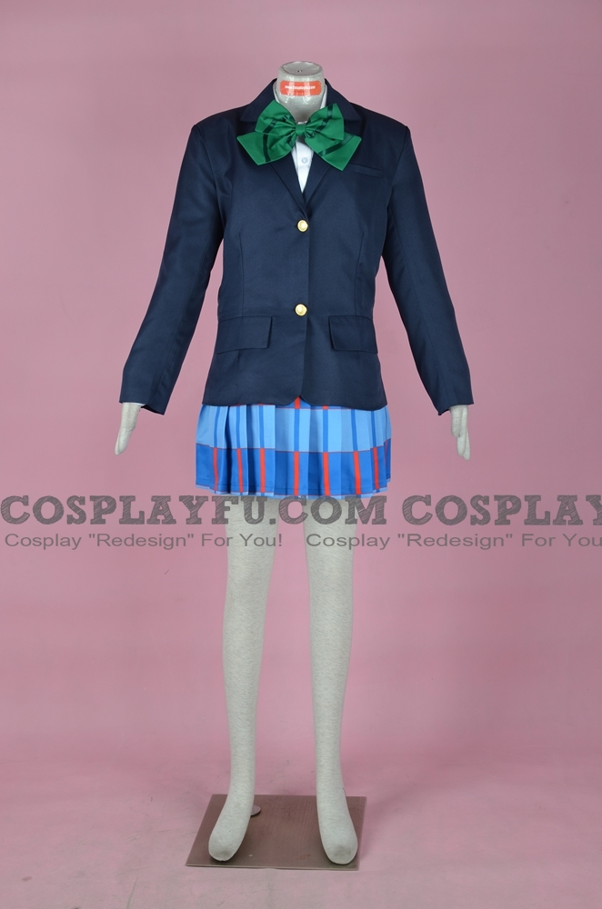 Nozomi Cosplay Costume (Uniform) from Love Live