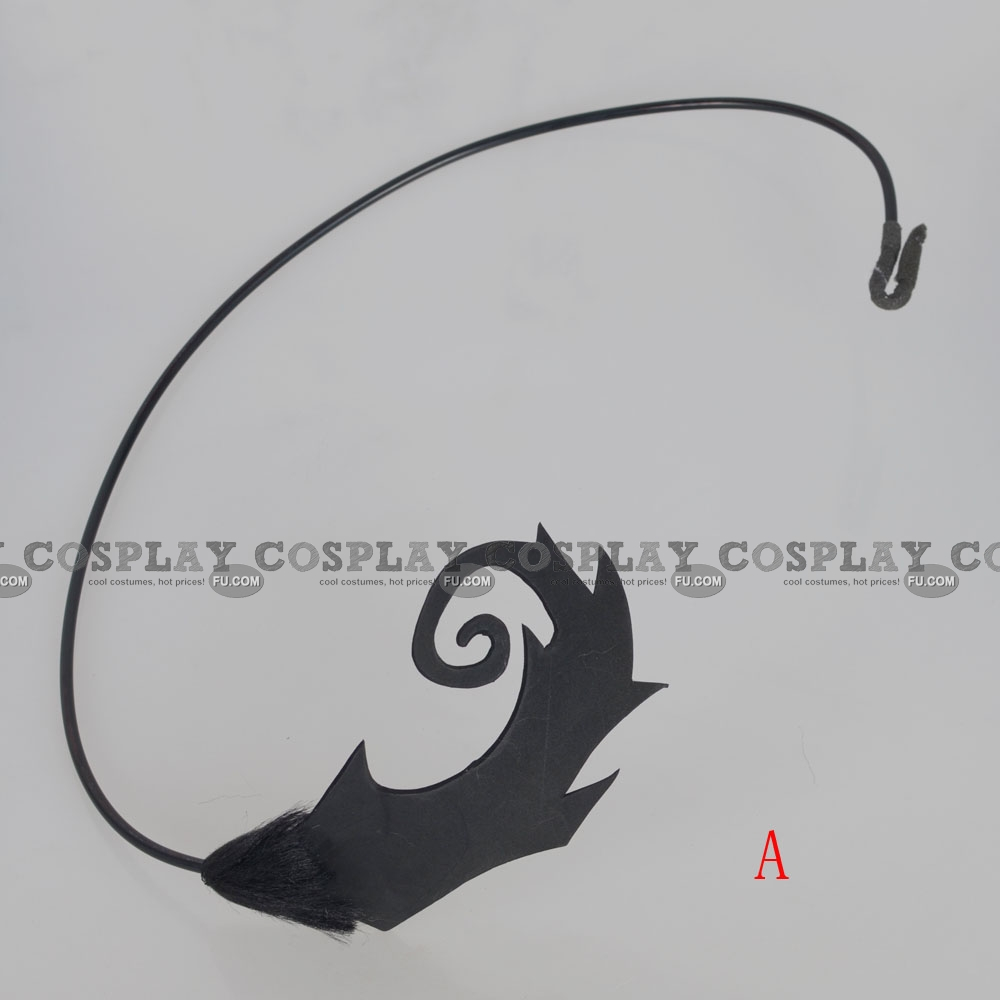 Okumura Tail from Blue Exorcist