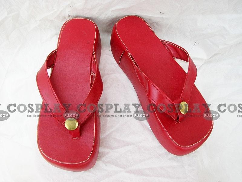 Okuni Shoes (A312) from Sengoku Musou