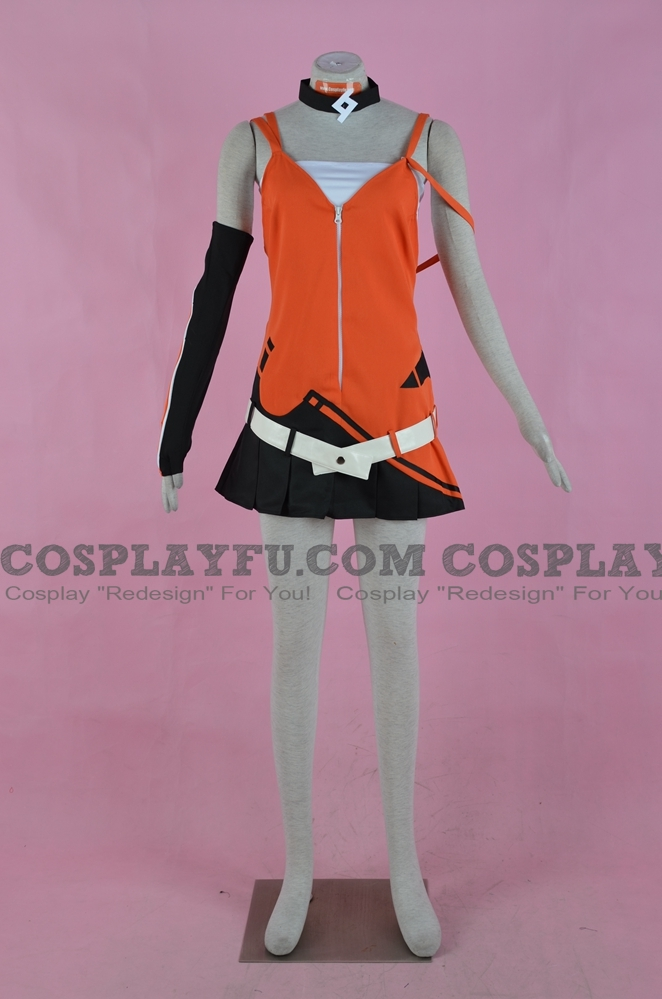 One Cosplay Costume from Vocaloid