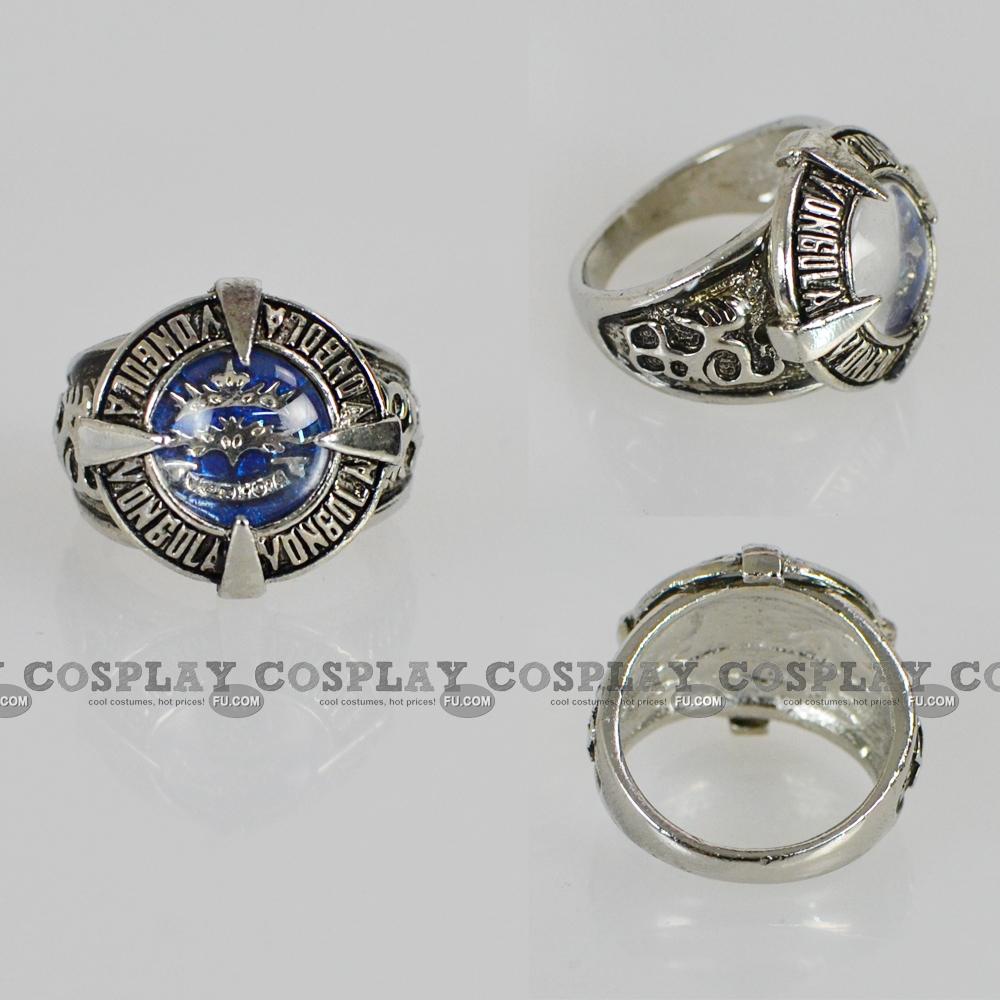 Oosora Ring (White) from Katekyo Hitman Reborn
