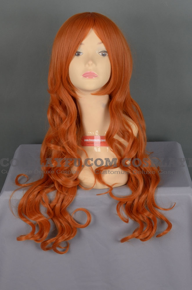 Cure Sunset wig from HappinessCharge PreCure!