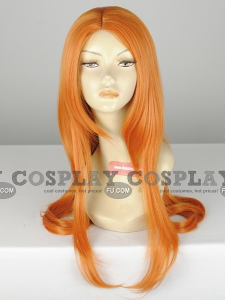 Tikal the Echidna wig from Sonic the Hedgehog