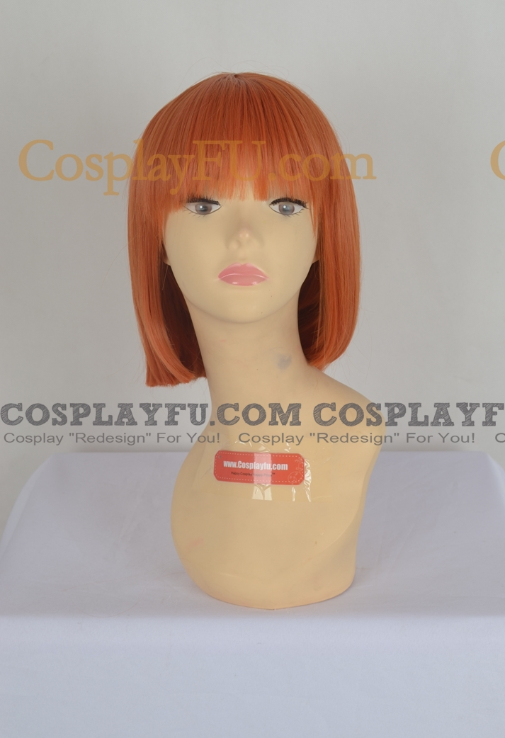 Leeloo wig from The Fifth Element