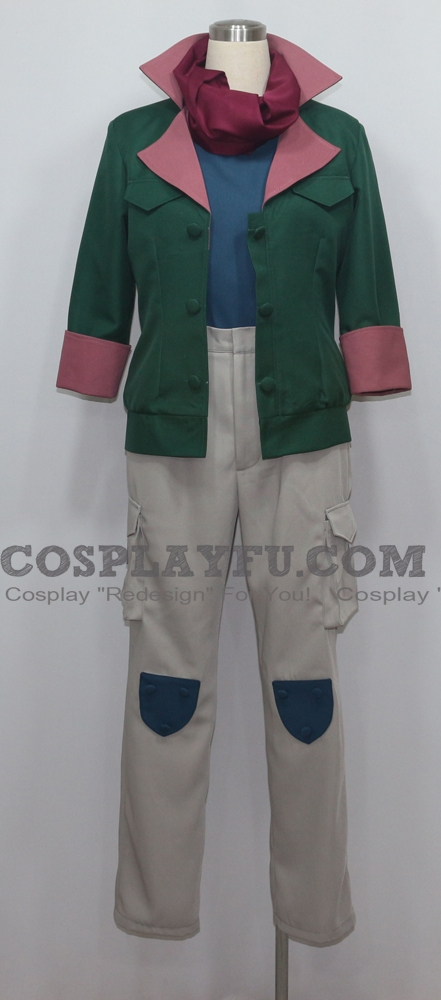 Orga Cosplay Costume from Mobile Suit Gundam Iron Blooded Orphans