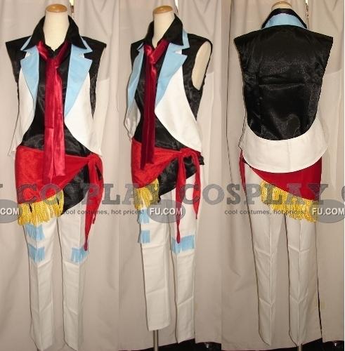Otoya Cosplay Costume (ST RISH) from Uta no Prince sama