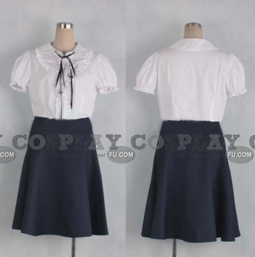 P ko Cosplay Costume from Arakawa Under the Bridge